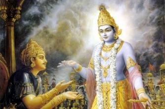 krishna-and-arjuna